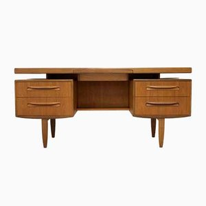 Danish Teak Desk by Victor Wilkins for G-Plan, 1960s