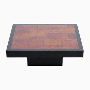 Table Basse Géométrique, années 70