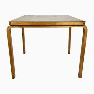 Tavolo da pranzo di Alvar Aalto per Finmar, anni '30