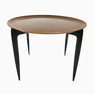 Table d'Appoint Mid-Century de Fritz Hansen