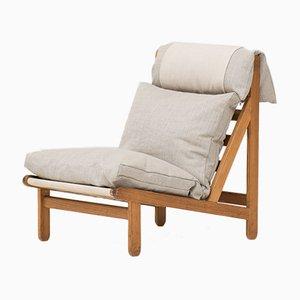 Danish Lounge Chair by Bernt Petersen for Schiang Furniture, 1960s