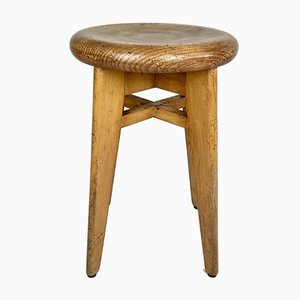 Mid-Century French Stool