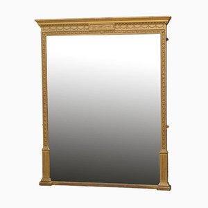 Antique Victorian Giltwood Mirror