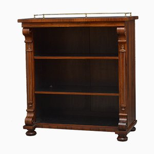 Antique William IV Rosewood Shelf