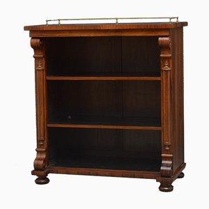 Antique William IV Rosewood Shelf