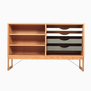 Vintage Oak Shelf by Børge Mogensen for Karl Andersson & Söner, 1960s