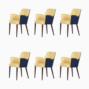Dining Chairs by Figli di Amadeo Cassina for Cassina, 1950s, Set of 6