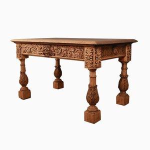Antiker Italienischer Schreibtisch