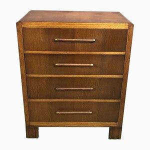 Blonde Oak Dresser, 1930s