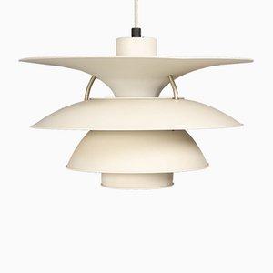 Lámpara colgante modelo PH 5-4 1/2 vintage de Poul Henningsen para Louis Poulsen