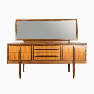 Frisiertisch aus Teak von Wrighton Furniture, 1960er