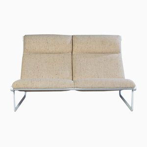 Vintage Sofa by Bruce R. Hannah and Andrew Ivar Morrison for Knoll Inc. / Knoll International, 1970s