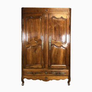 Antique Walnut Front Piece
