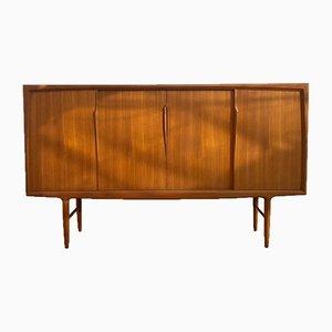 Sideboard aus Teak von Gunni Omann für Axel Christensen, 1960er