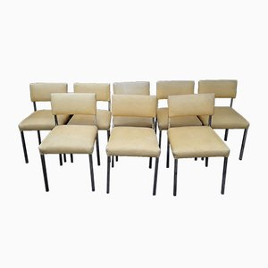 Vintage Dining Chairs from WK Möbel, 1970s, Set of 8