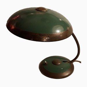 Vintage German Brass Table Lamp, 1950s