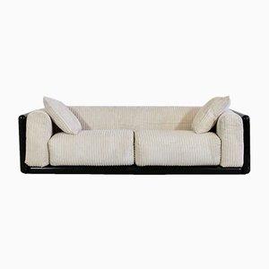 Großes 2-Sitzer Sofa von Carlo Scarpa für Gavina, 1970er