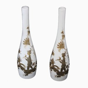 Porcelain Vases from Rosenthal, 1950s, Set of 2