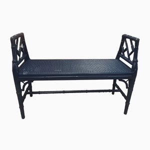 Chippendale Style Bench, 1980s