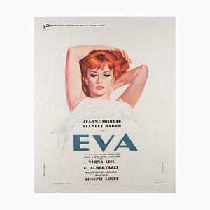 Affiche de Film Eva, 1962