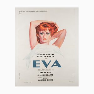 Eva Filmplakat, 1962