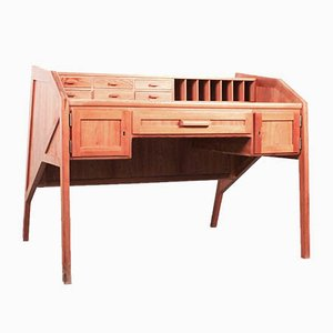 Large Scandinavian Desk, 1960s