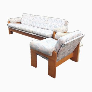 Sofa and Armchair by Martin Visser for t Spectrum, 1960s, Set of 2