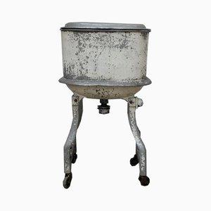 Vintage Industrial Flower Pot