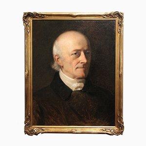 Portrait of Johann Hermann Joseph Ölgemälde von Johann Georg Schwartze, 1849