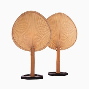 German Table Lamps by Ingo Maurer for Design M, 1970s, Set of 2