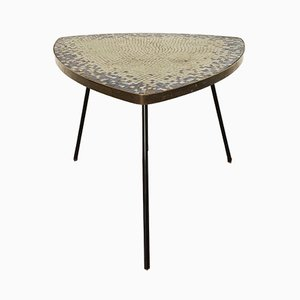 Glass Mosaic Side Table by Berthold Müller, 1950s