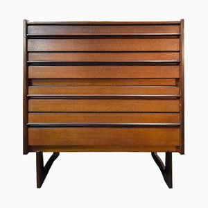 Mid-Century Chest of Drawers from William Lawrence of Nottingham