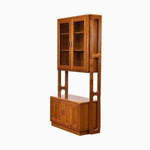Vintage Teak Cabinet, 1980s