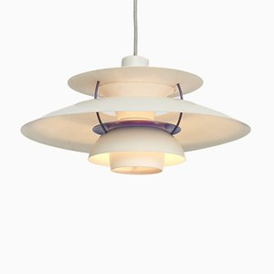 Model PH 5 Pendant Lamp by Poul Henningsen for Louis Poulsen, 1960s