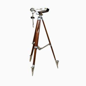 Binocular alemán vintage