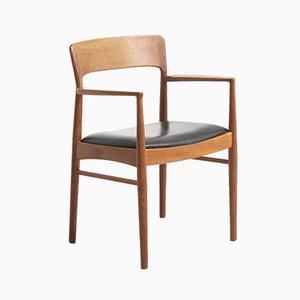 Dänischer Armlehnstuhl aus Teak von K.S. Møbler, 1960er