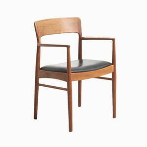 Danish Teak Armchair by K.S. Møbler, 1960s