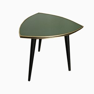 Petite Table d'Appoint Mid-Century, 1950s