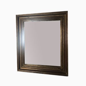 Miroir Antique en Bois Doré