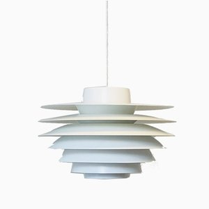 Lámpara colgante vintage de Svend Middelboe para Nordisk Solar