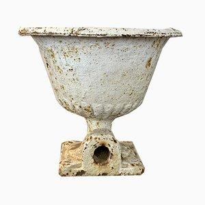 Urna antica vittoriana in ghisa, Regno Unito