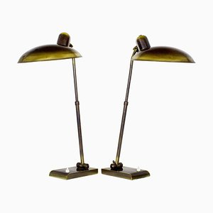 Italian Table Lamps, 1950s, Set of 2