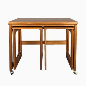 Tables Gigognes de McIntosh, 1960s, Set de 3