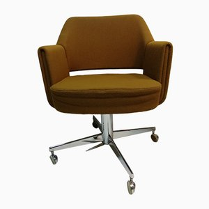 Mid-Century Desk Chair from Airborne