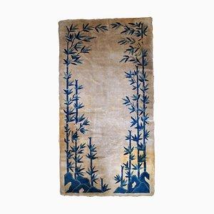 Alfombra china antigua