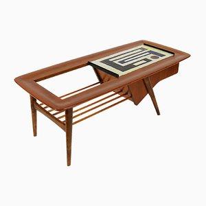 Table Basse par Alfred Hendrickx pour Belform, 1958