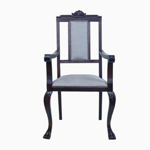 Antique Baroque Style Armchair