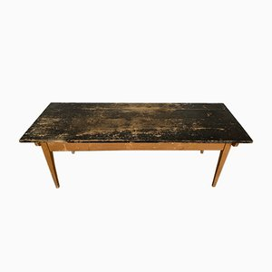 Antique Fir Dining Table