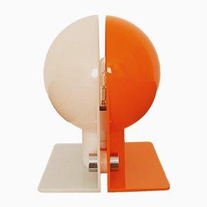 Lámpara de mesa de Guzzini, años 60