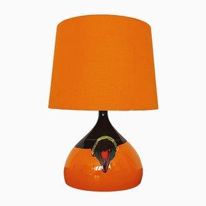 Lampada da tavolo in ceramica di Bjørn Wiinblad per Rosenthal, anni '60